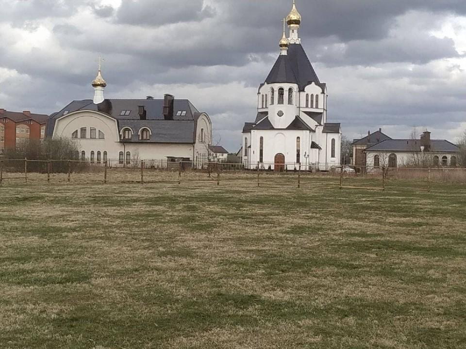 Исчезновение строительной техники в Большом Исаково