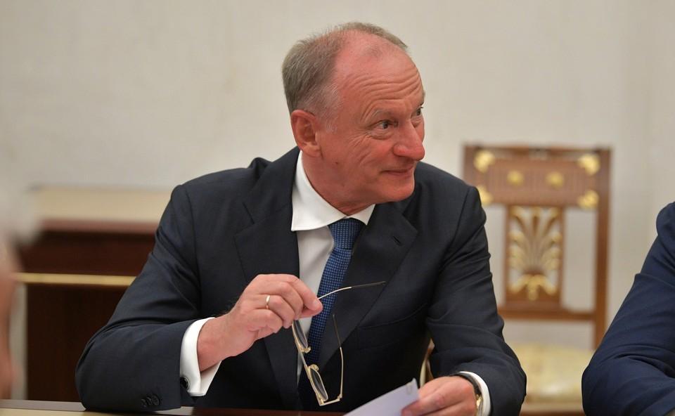 """Россия не собирается """"быть с Европой любой ценой"""", заявил Патрушев."""