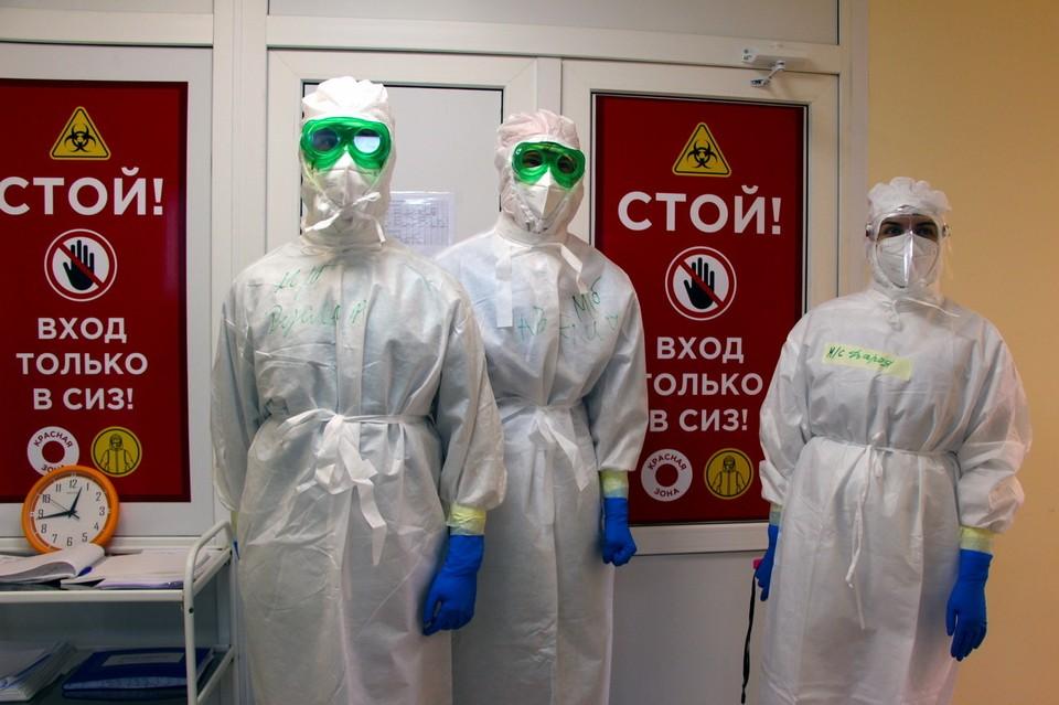 Смертность от COVID-19 в Приморье сохраняется на уровне 1-2 человека в сутки