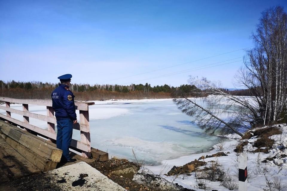 97 населенных пунктов могут быть подтоплены во время весеннего половодья в Иркутской области