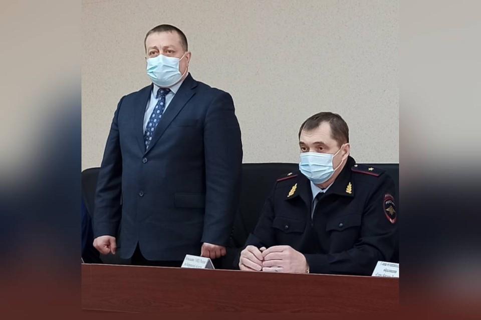 Александр Уманец родился 26 октября 1972 года в городе Юрге Кемеровской области. Фото: 43.мвд.рф