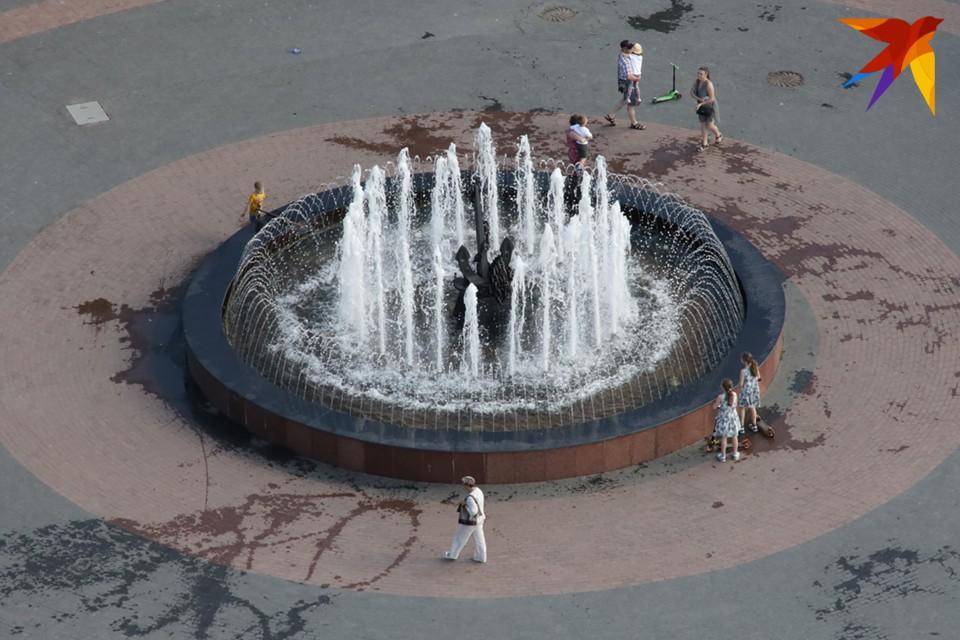 На сайте госзакупок разместили документы на расконсервацию фонтанов.