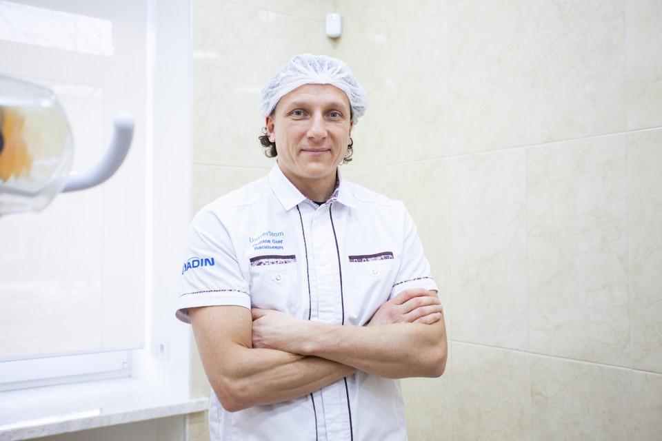 Олег Васильевич Онохов имеет большой опыт работы и стремится всегда использовать передовые методы лечения и технологии.