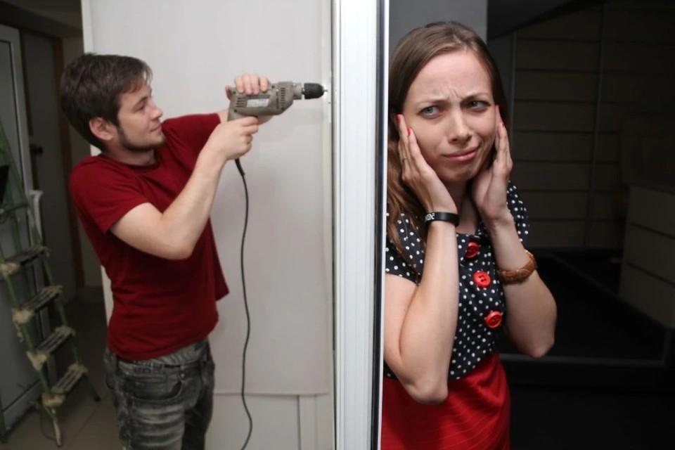 В ночное время запрещено проводить хозяйственные или иные работы, если они создают излишний шум.
