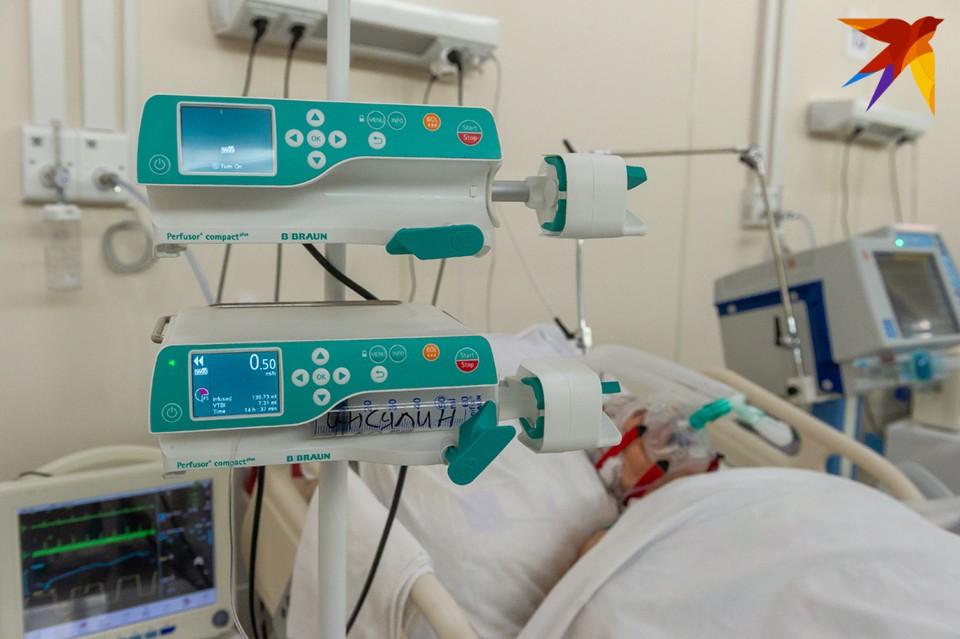 Всего с марта 2020 года в Мурманской области заразился новой коронавирусной инфекцией 49 581 человек, 55 узнали о положительном результаты ПЦР-теста за последние сутки.