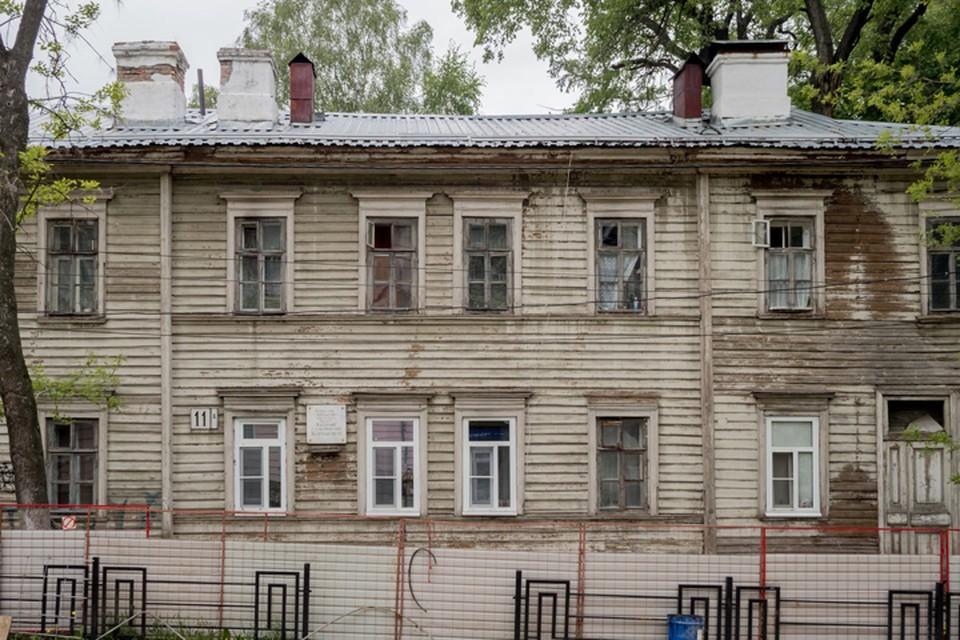 Балкону вернут исторический облик, утраченный после капитального ремонта. Фото: пресс-служба правительства Нижегородской области