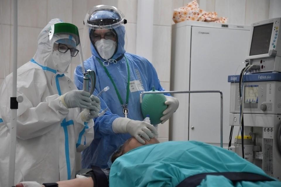 На лечении в больнице остается 681 человек.