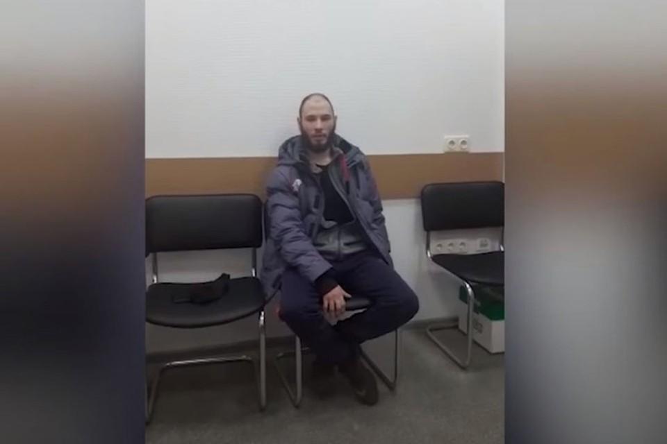 Новосибирца арестовали за призывы к массовым беспорядкам в соцсетях. Фото: Кадр из видео