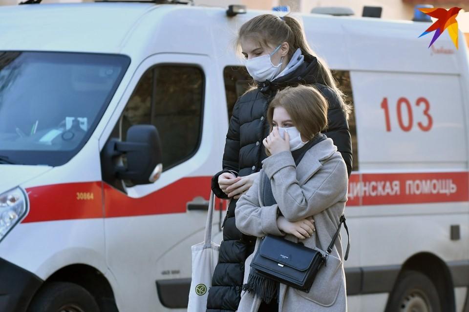 «Темпы вакцинации от коронавируса недостаточные»: в Минске от короны привились только 22 тысяч человек.