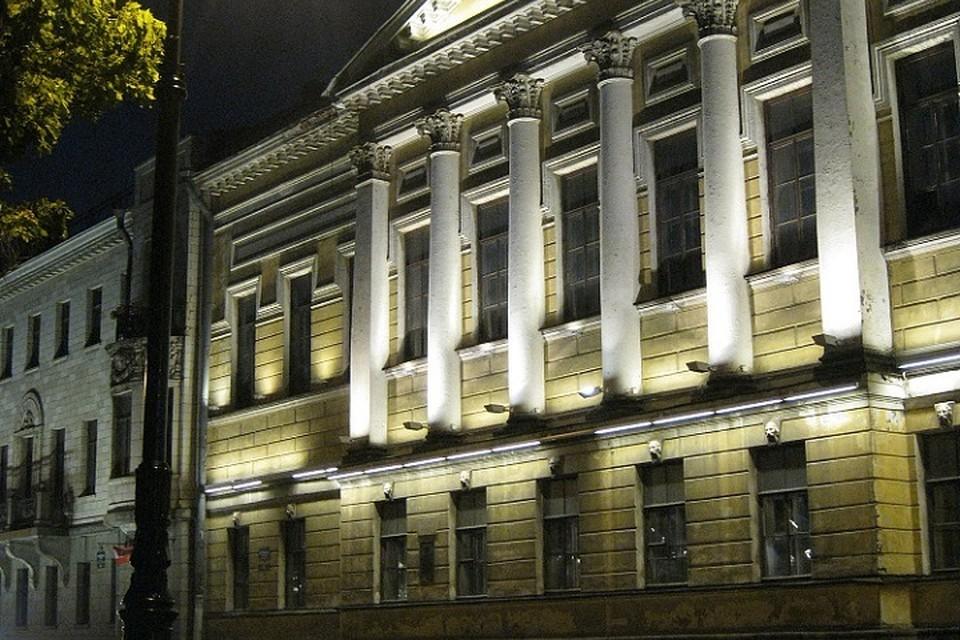 Здание англиканской церкви Иисуса Христа на Галерной улице переделают под нужды «Мюзик-Холла». Фото: gge.ru