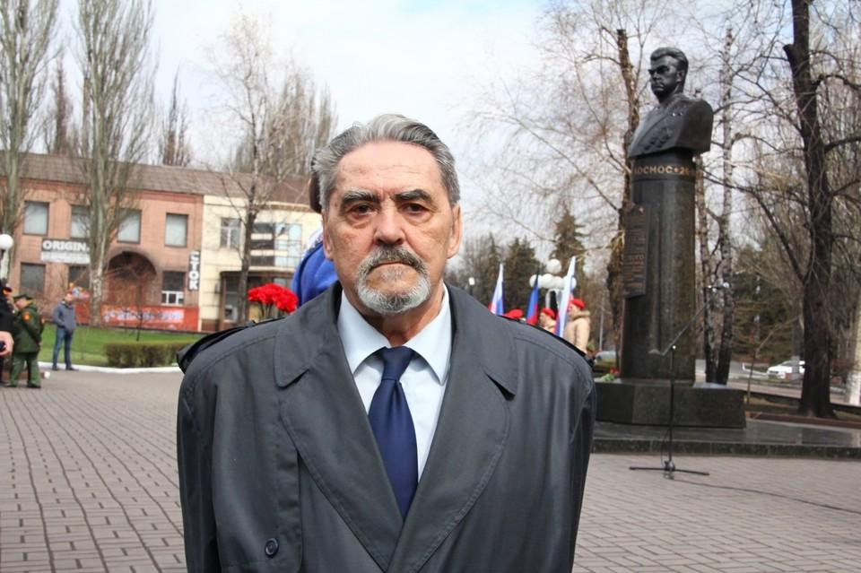 Сын Георгия Берегового - Виктор