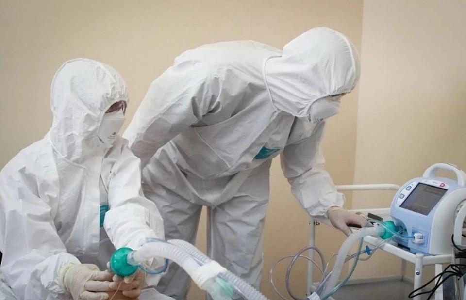 Общее число инфицированных в Пермском крае перевалило за 53 тысячи
