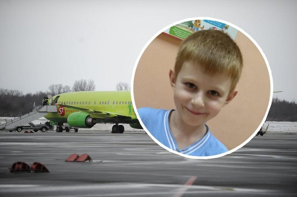 Ребенка нашли в 70 метраз от того места, где видели последний раз. Фото: Виктор ГУСЕЙНОВ/предоставлено родителями ребенка.