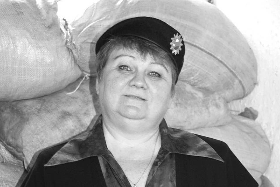 Надежда Большакова умерла 16 апреля.