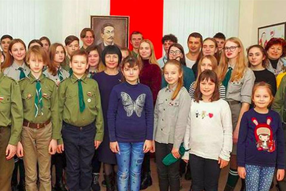 В Бресте суд ликвидировал «Польскую школу». Фото: polskaszkola.by
