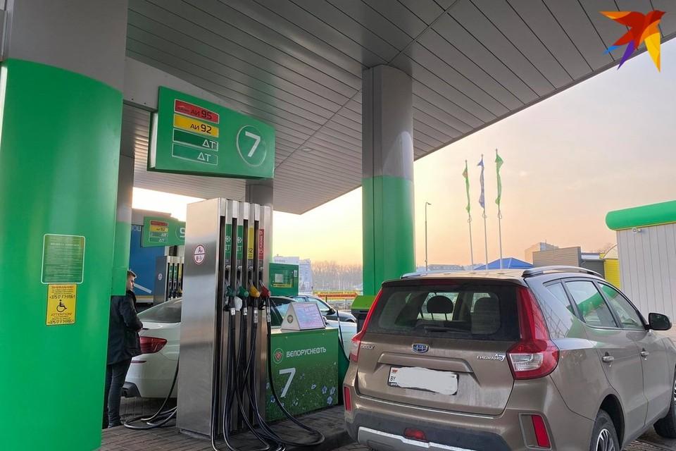 В Беларуси с 20 апреля вновь дорожает автомобильное топливо