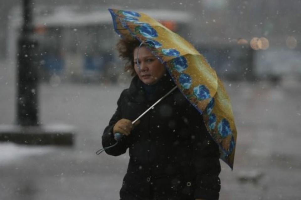 Погода в Иркутске: 20 апреля синоптики предупреждают о дожде со снегом