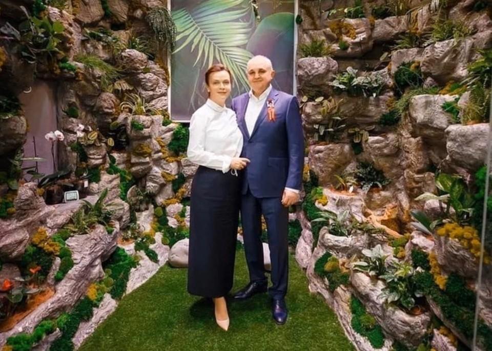 За 2020 год Сергей Цивилёв заработал почти 8 000 000 рублей. Фото: Анна Цивилева Instagram.