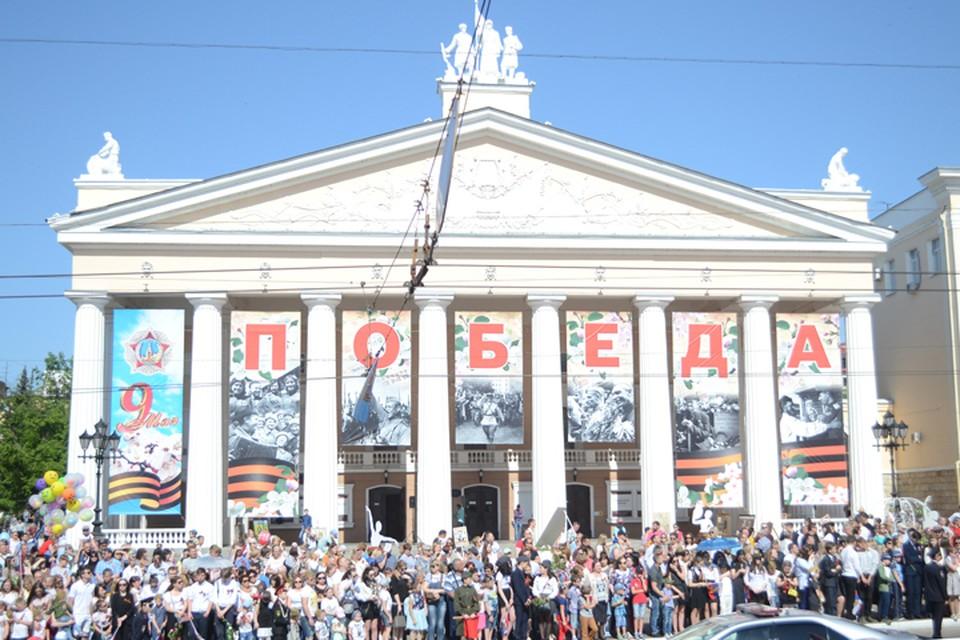 В День Победы в Брянске пройдет парад.