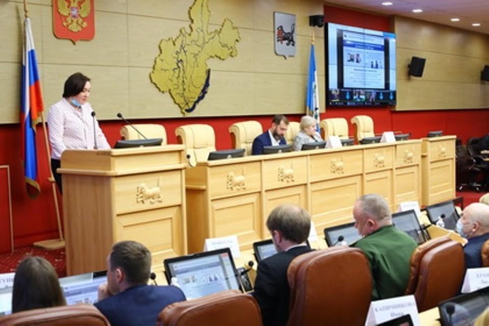 Развитие наставничества в Приангарье обсудили религиозные и общественные организации на круглом столе в Законодательном Собрании.