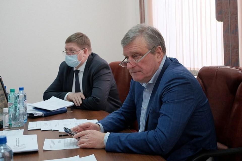 Игорь Васильев возглавил регион в 2017 году. Фото: kirovreg.ru