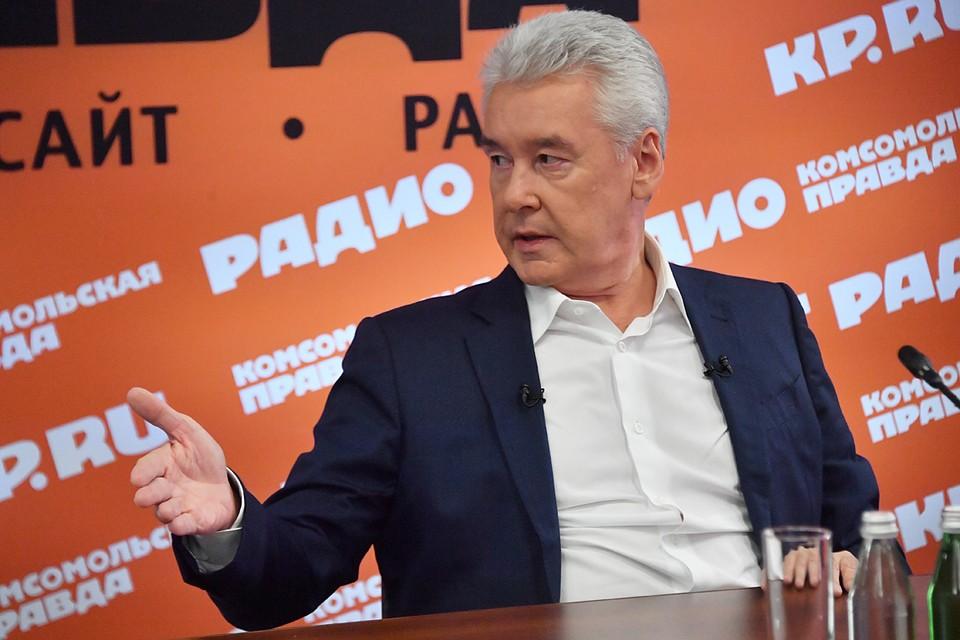 Глава столицы считает, что предложение московского бизнеса о стимулировании вакцинации среди пожилых людей заслуживает внимания