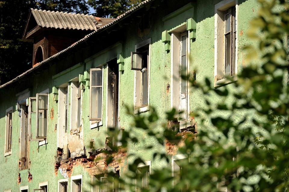 Орловской области выделят 185 миллионов рублей на переселение из аварийных домов