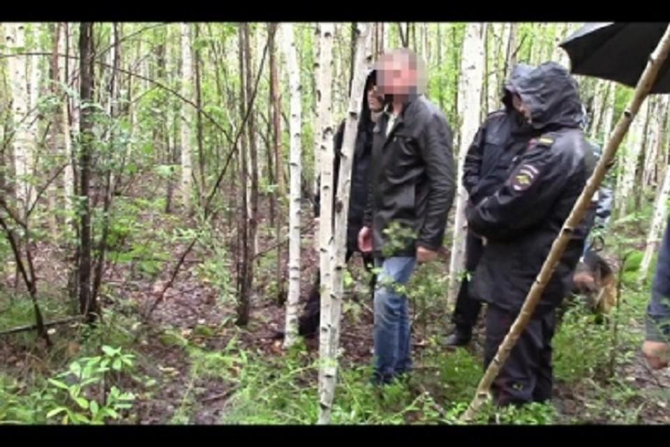 Мужчину, убившего человека и закопавшего труп в лесу посадят на 12 лет в Хабаровском крае
