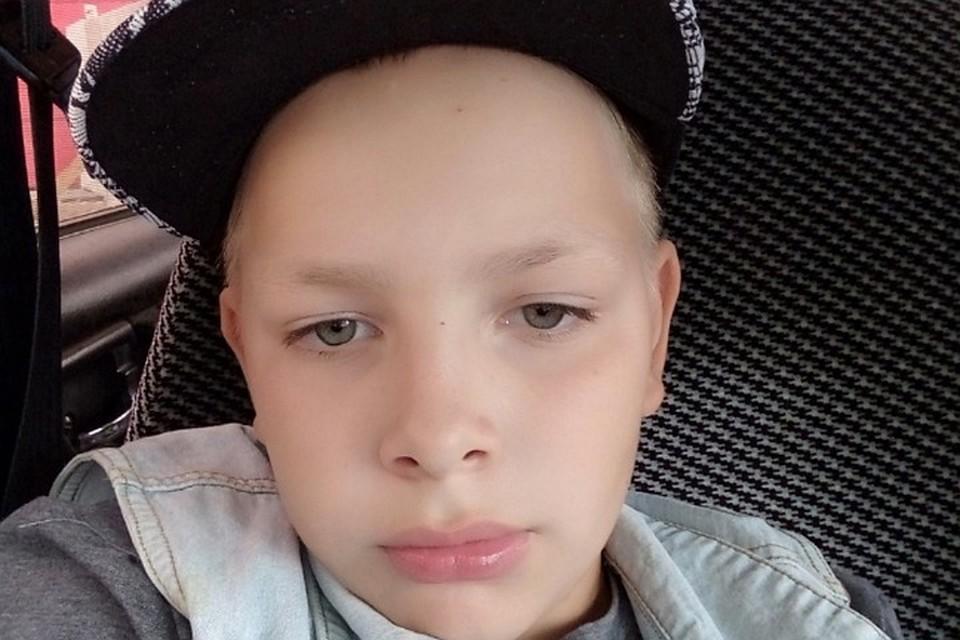 12-летний Костя не побоялся встать на защиту дедушки. Фото: личный архив.