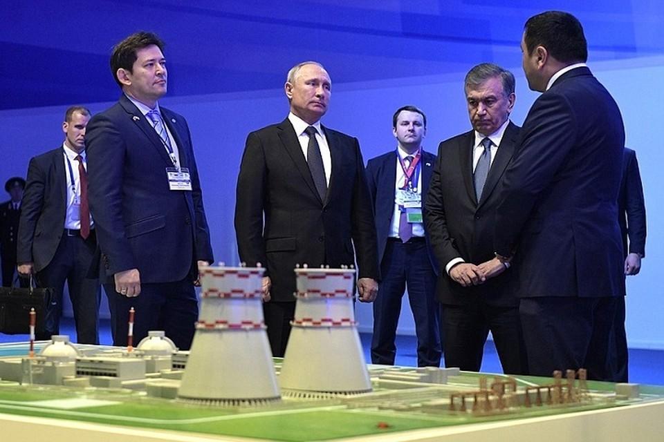 «Комсомолка» решила разобраться в этом вопросе и выяснить, какое будущее ждет атомную энергетику в Центральной Азии. Фото: centre1.com