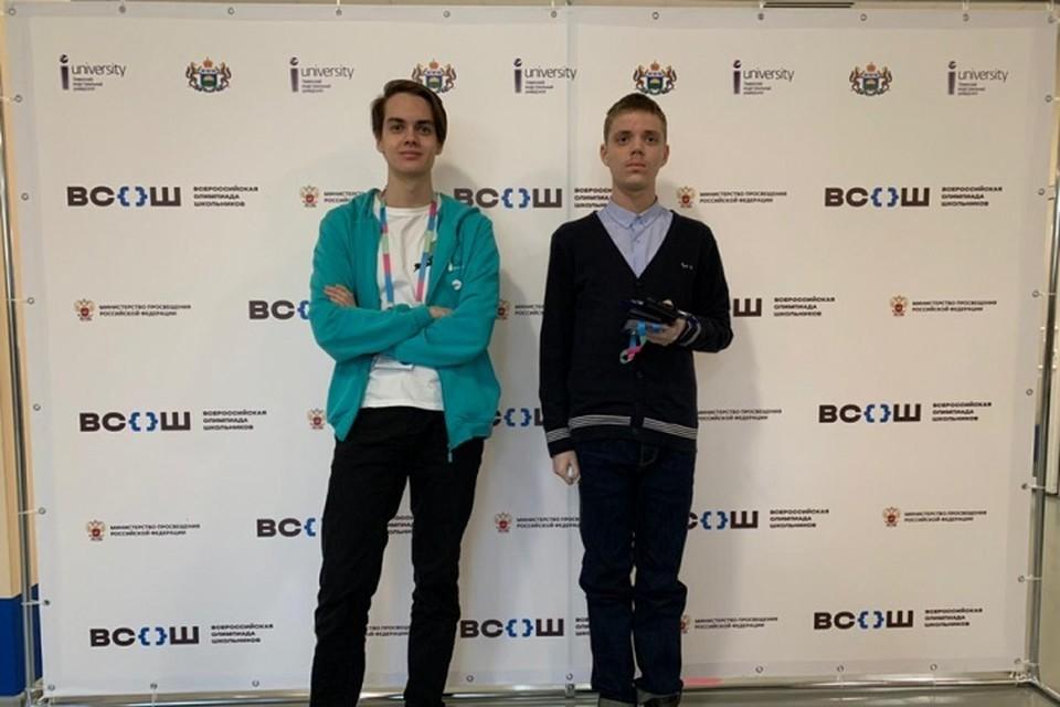 Школьники из Хабаровского края показывают хорошие результаты на Всероссийской олимпиаде