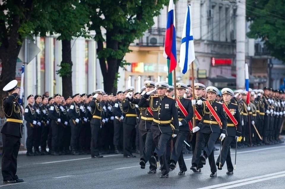 В Симферополе Парад Победы пройдет 9 мая