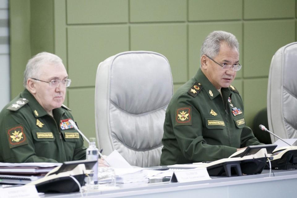 В Черном море идет наращивание военного присутствия. Фото: ForPost