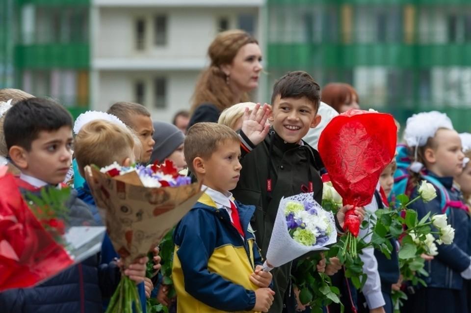 В будущей школе в Новороссийске в 62 классах будут обучаться 1550 школьников