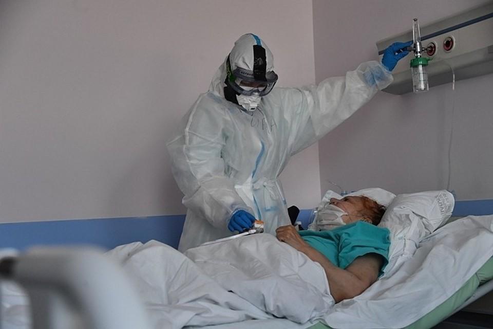 Коронавирус в Кузбассе, последние новости на 22 апреля.