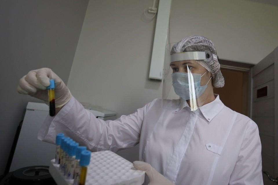 В больницах и стационарах с COVID-19 и пневмониями находится 960 человек