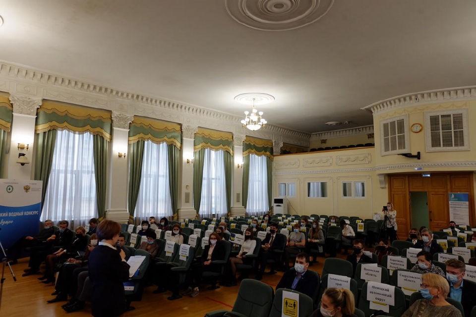 Организаторы поздравили финалистов и вручили памятные призы и подарки. Фото: www.mnr.gov.ru