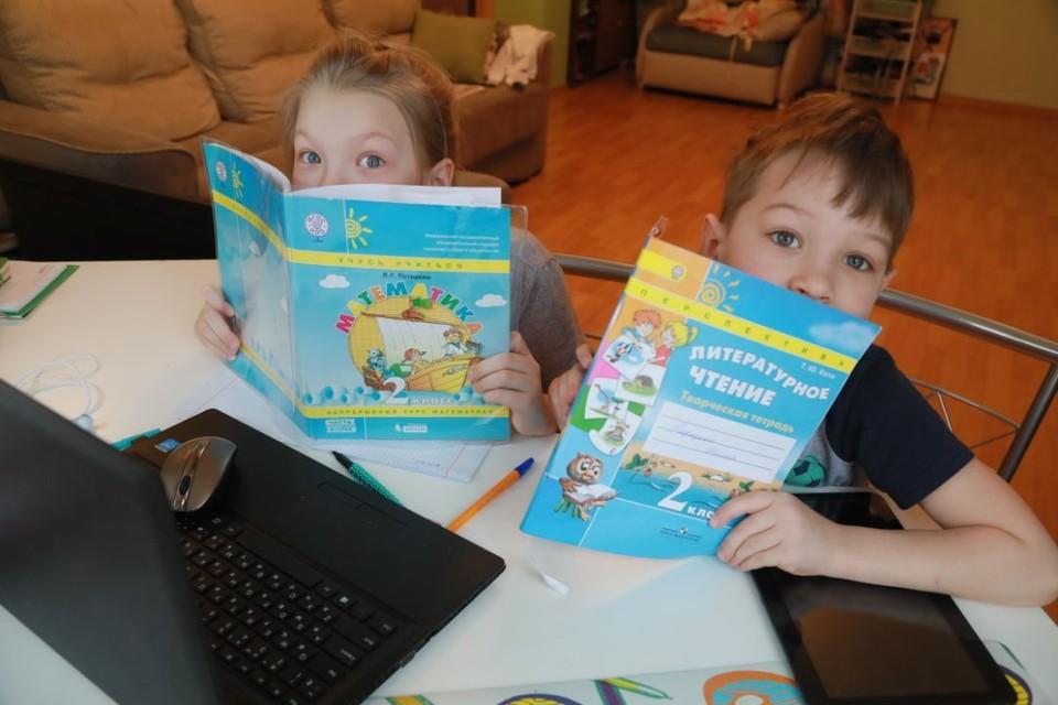 Родители учеников жаловались на техническую неготовность интернет ресурсов, которые были рекомендованы образовательными учреждениями к дистанционному формату работы.