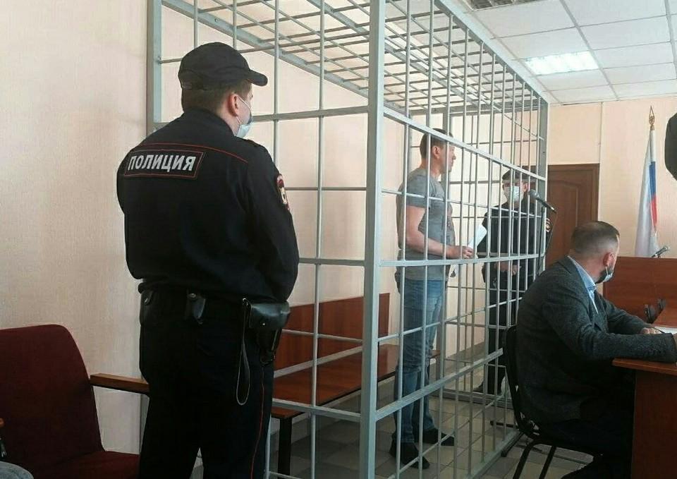 Павла Кайля признали виновным в убийстве человека.