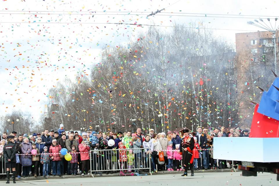 Минтруд рассмотрит предложение о увеличении продолжительности майских праздников для жителей Ижевска
