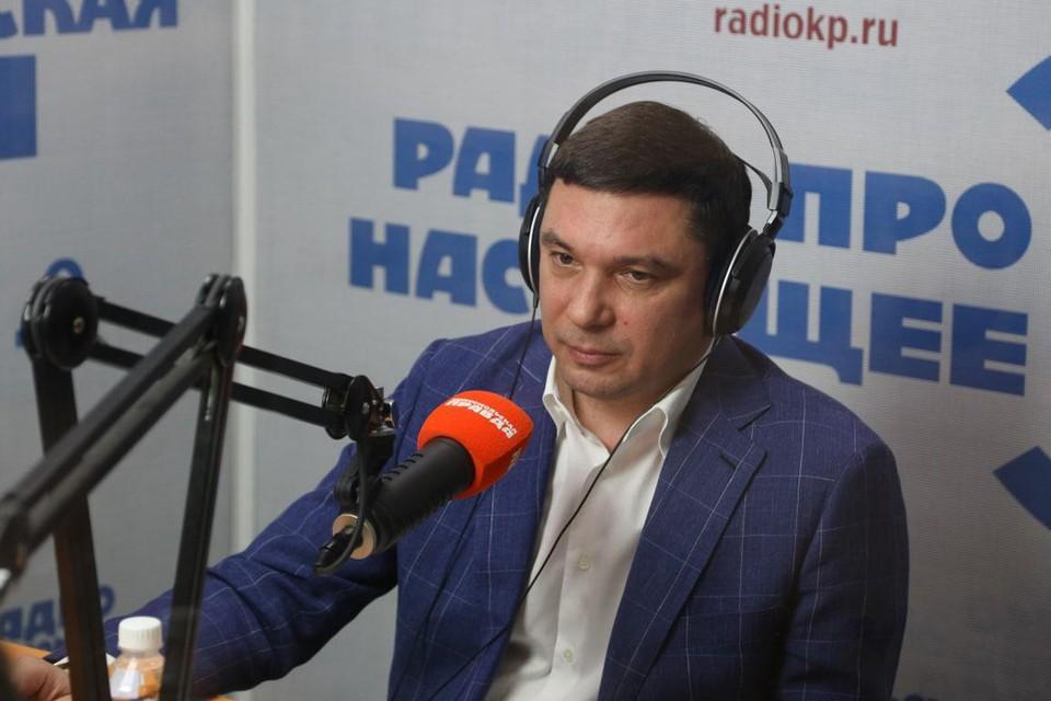 Евгений Первышов каждую среду держит ответ перед краснодарцами в прямом эфире