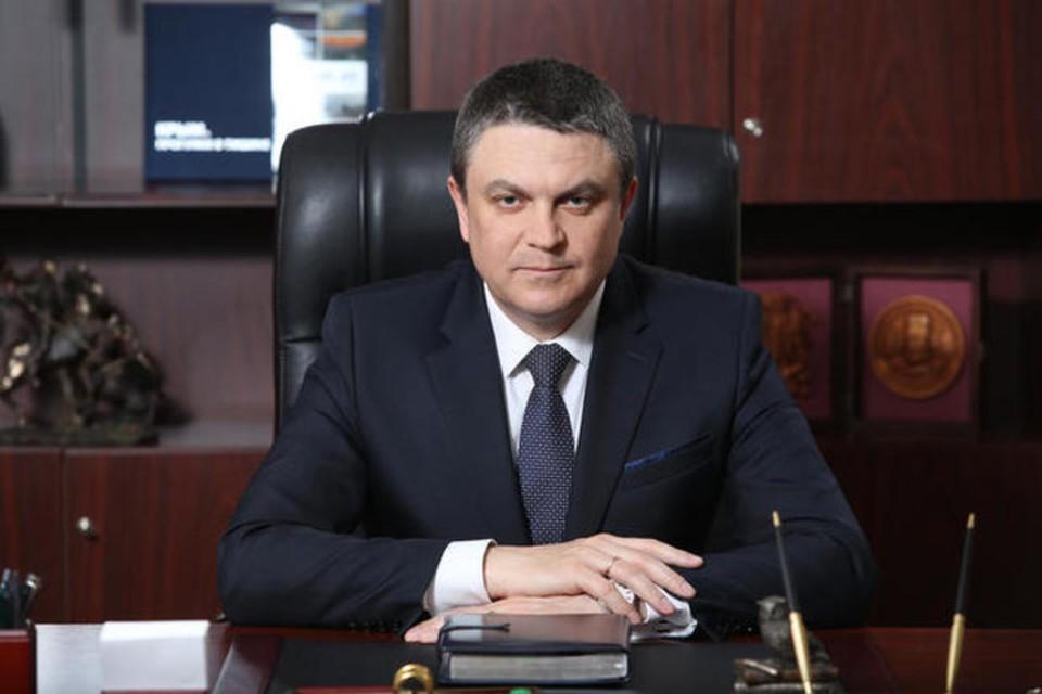 Леонид Пасечник готов встретиться с Зеленским. Фото: АГ ЛНР