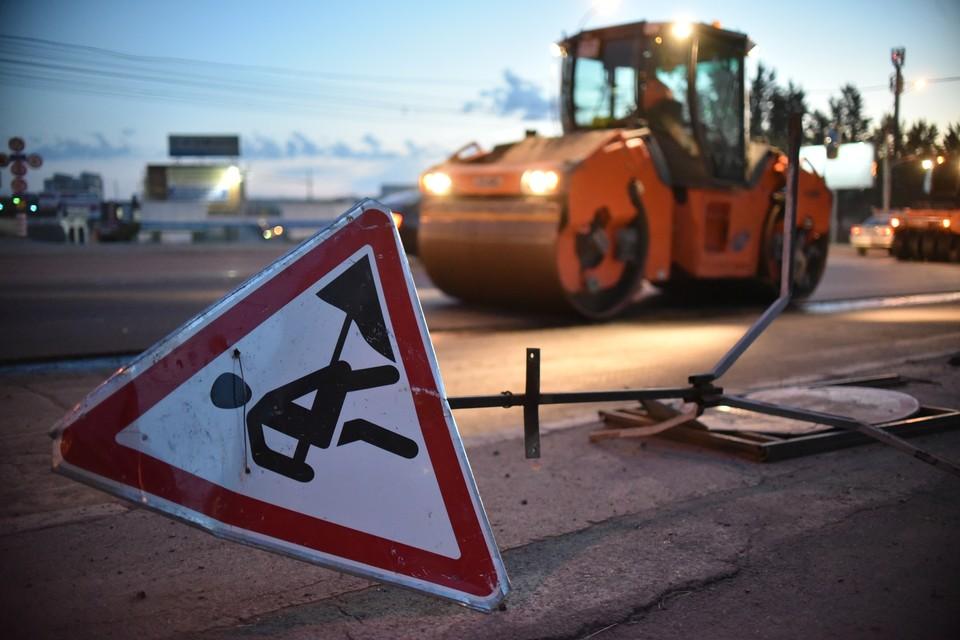 Чиновник, отвечавший за ремонт дорог в Омске, продавал асфальт налево.
