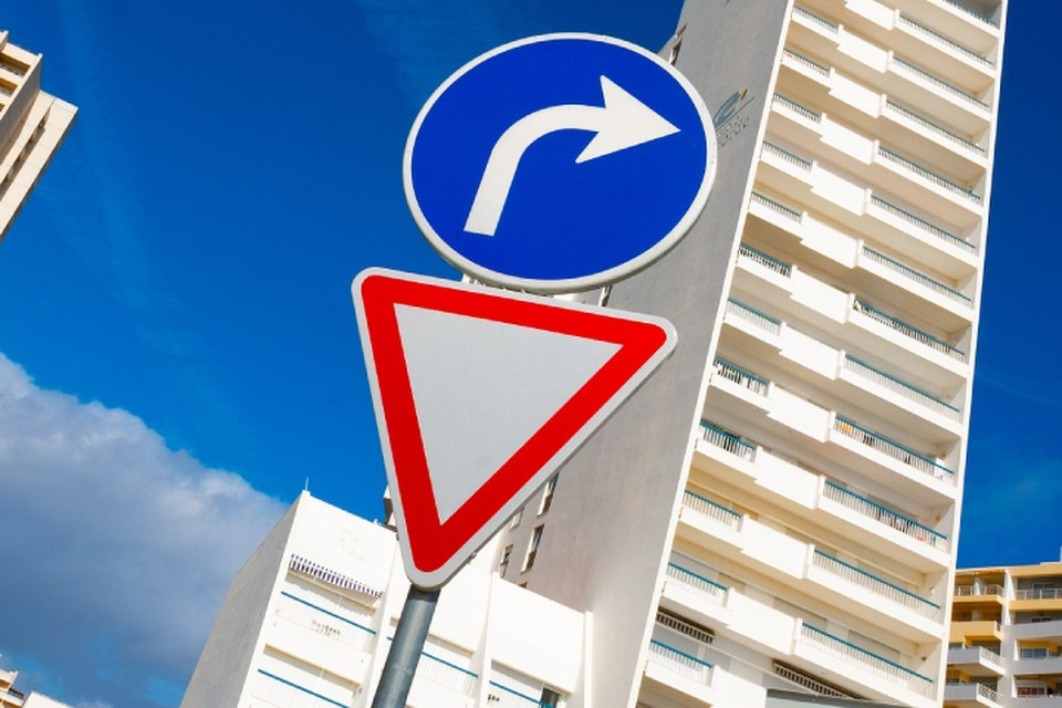 Такие знаки появились на пересечении нескольких кировских улиц. Фото: pixabay.com