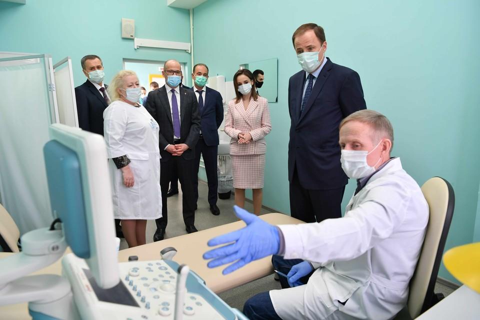 23 апреля 2021 года полномочный представитель президента России в ПФО Игорь Комаров посетил Удмуртию с рабочей поездкой