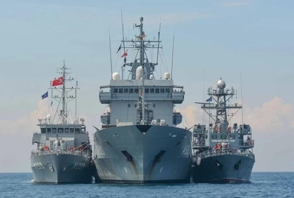 Ограничения не будут мешать местным кораблям.