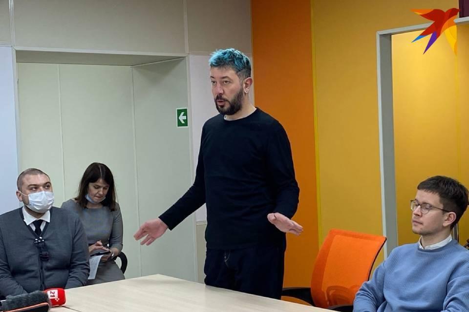 Артемий Лебедев придумает дизайн-код для Мурманска.