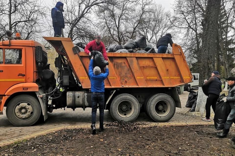 В уборке задействовали 94 специализированные машины.