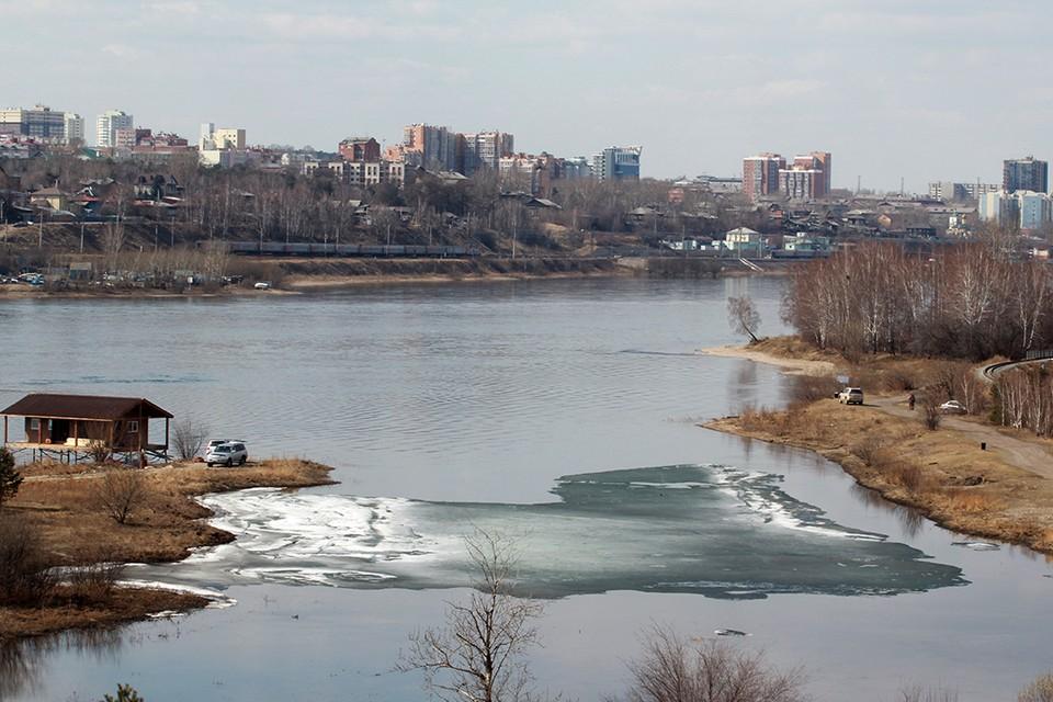 Погода в Иркутске: 25 апреля ветер до 10 м/с
