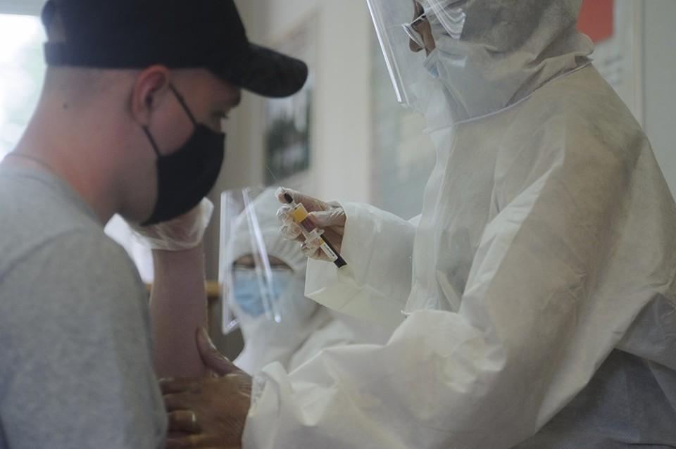 Коронавирус в Кузбассе, последние новости на 25 апреля